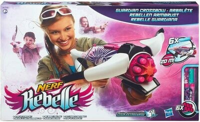NERF REBELLE BALLESTA GUARDIAN
