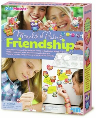 MOULD & PAINT FRIENDSHIP 4M