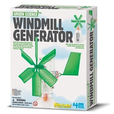 Green Science Windmill Generator 4M