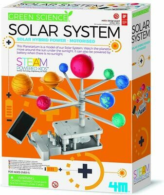 GREEN SCIENCE SOLAR SYSTEM 4M