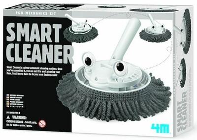FUN MECHANICS / SMART CLEANER 4M