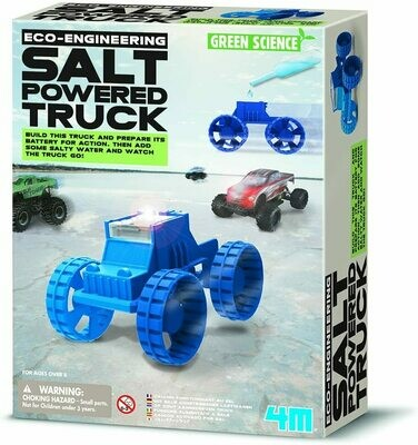 SALT-POWERED TRUCK ECO ENGINEERING 4M