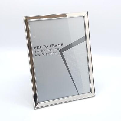 "PT RETRATO PLATA FXGS-12502 (8"") Y384 (15x20cm)"