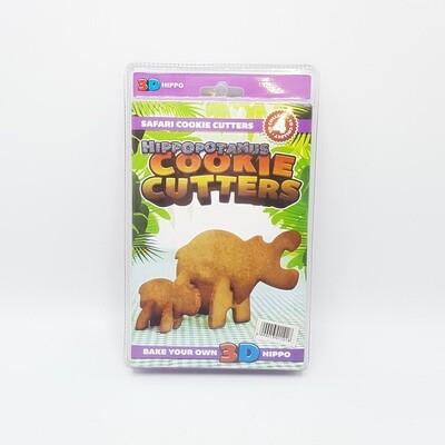 CORTADOR DE COOKIES MOLDE ANIMALES CK-118 Y542