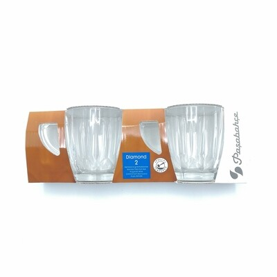 VASO(DIAMOND) 2 PCS 245 CC