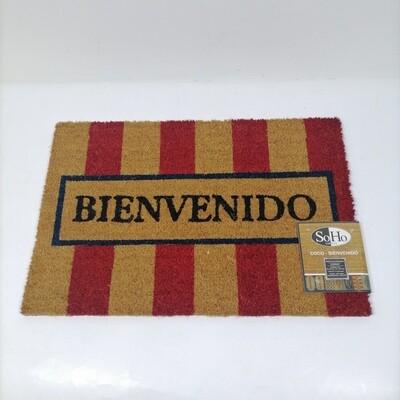 ALFOMBRA DE ENTRADA COCO-BIEN/40X60