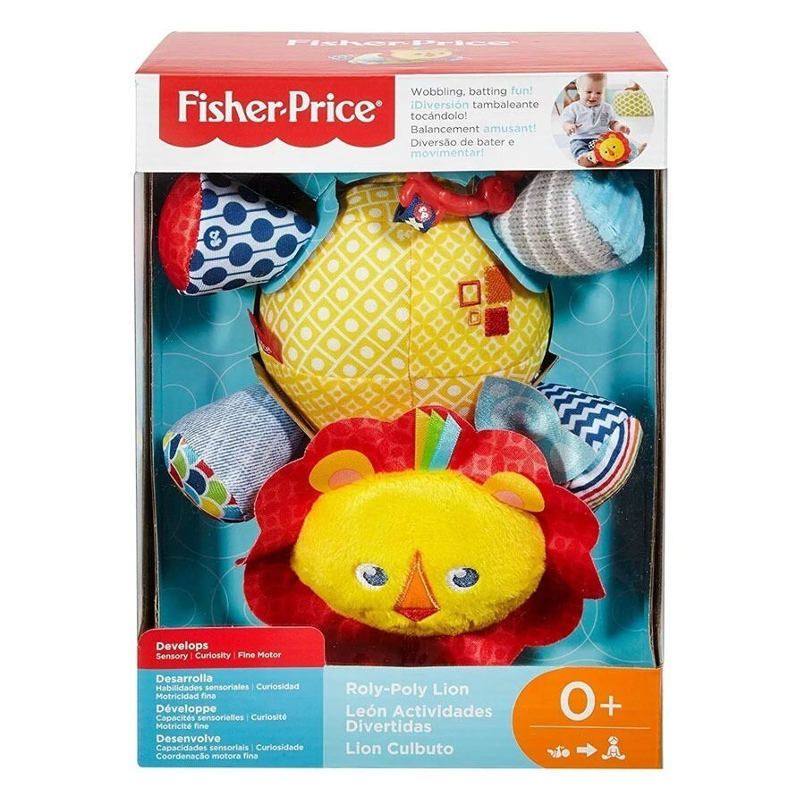 FISHER PRICE SIG STYLE ACTIVITY AST