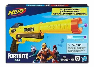FORTNITE NERF SP