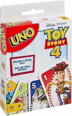 UNO TOY STORY 4 UNO