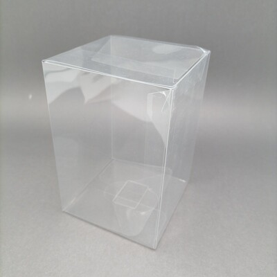 PACKAGING TRANSP YY-11 Y604 8*8*12CM*3PCS/PVC