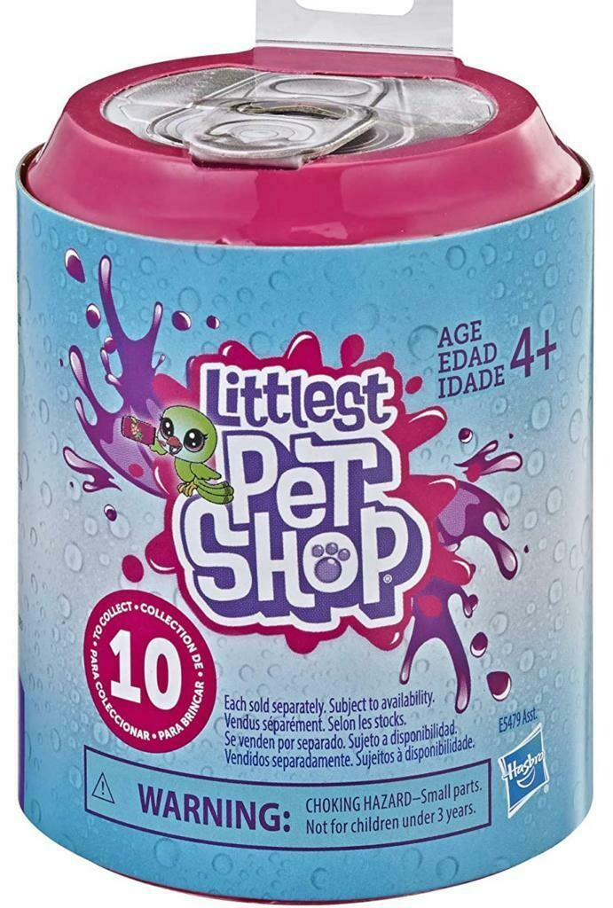 LITTLEST PET SHOP THIRSTY