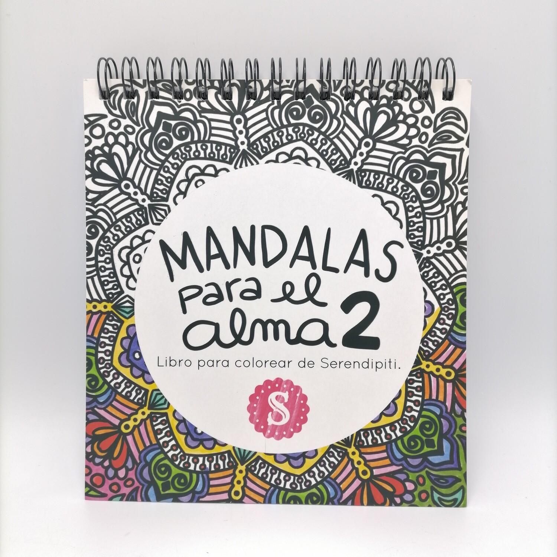 LIBRO DE MANDALAS SERENDIPITY