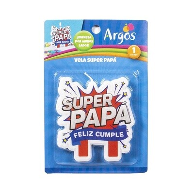VELA ARGOS SUPER PAPA X1