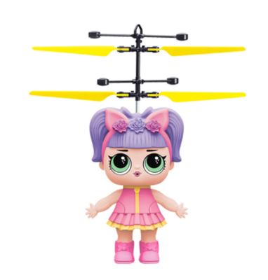 HELI SURPRISE PC-516 Y732 FLYING GIRL