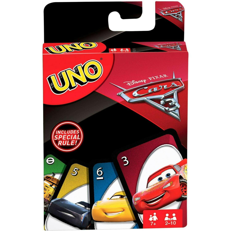 UNO CARS 3