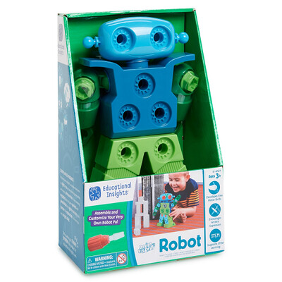 DESIGN AND DRILL ROBOT LEARNING RESOURCES