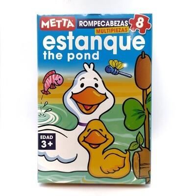 MULTIPIEZAS SURTIDOS - JUEGOS METTA-MT015
