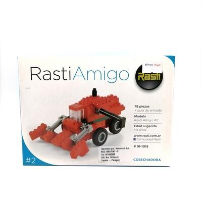 RASTI AMIGO 2 COSECHADORA 78PZS