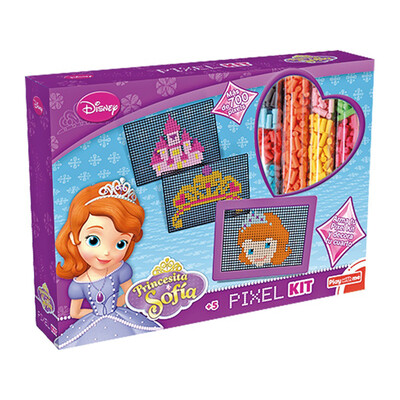 PRINCESA SOFIA PIXEL KIT