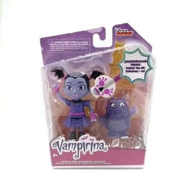 VAMPIRINA FIGURAS C/ACC VAMP-GREGORIA