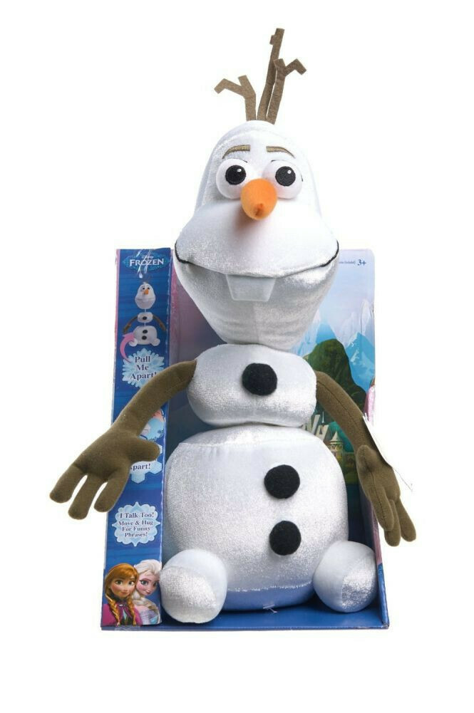 FROZEN OLAF CANTA (INGLES)