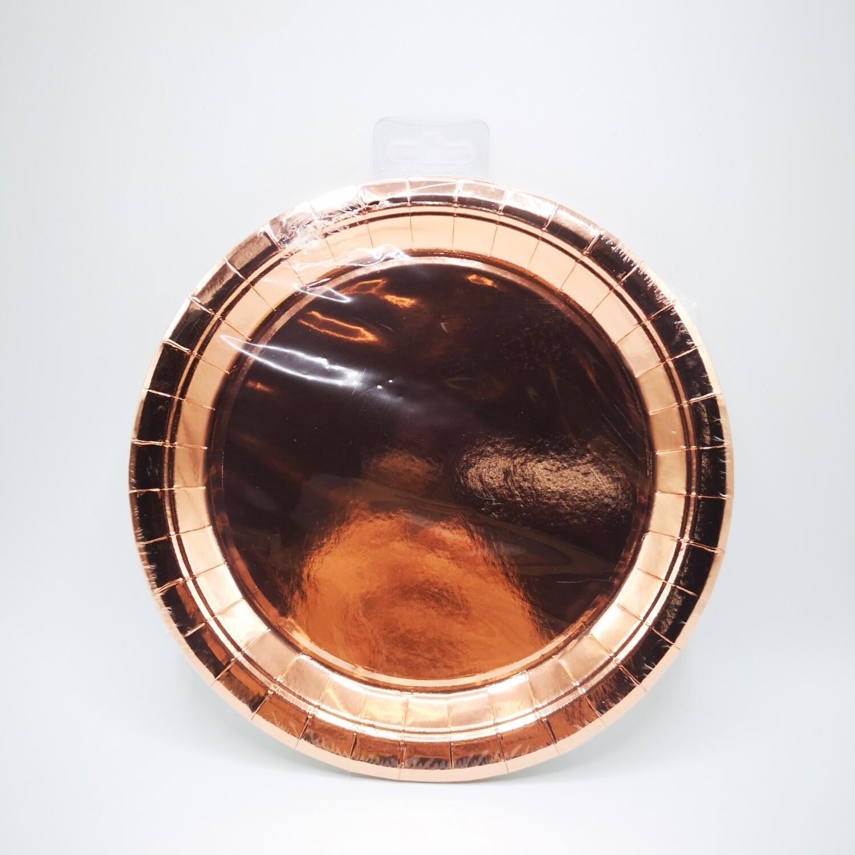 PLATO DESCART ORO ROSE 1216-16 Y632