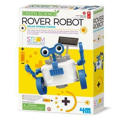 GREEN SCIENCE ROVER ROBOT 4M
