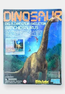 Kidz Labs Dig A Brachiosaurus 4M