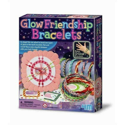 Glow Friendship Bracelets 4M