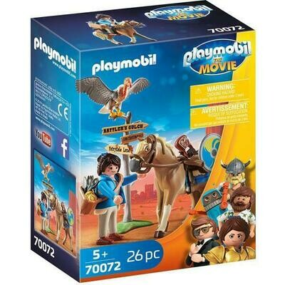 THE MOVIE 70072 PLAYMOBIL
