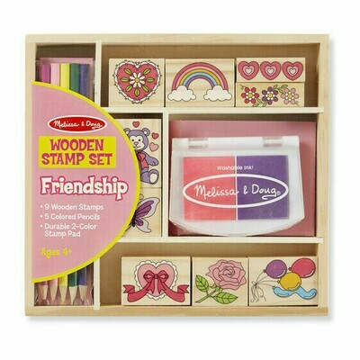 11632-ME FRIENDSHIP STAMP SET