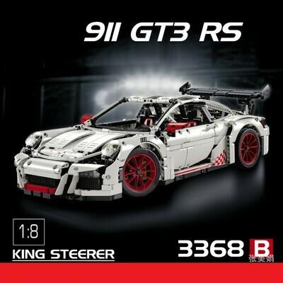 BLOQUES 911 PORSCHE DE COOL 2728PCS 3368B Y545