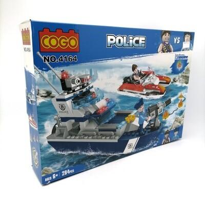 BLOQUE DIDACTICO 284-PACK BLOCK POLICE