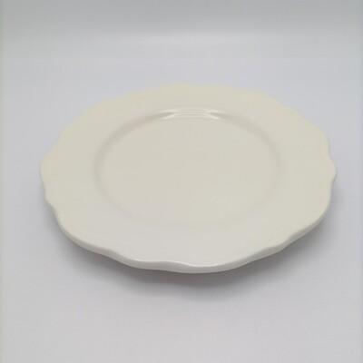 Plato de Postre 21 cm Kimberley Blanco Osc. VARAGE