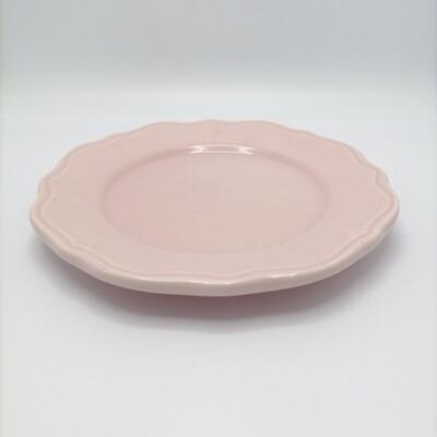 Plato de Postre 21 cm Kimberley Rosa VARAGE