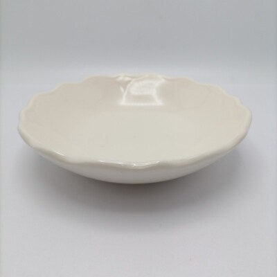 Plato 18 cm Kimberley Blanco Oscuro VARAGE