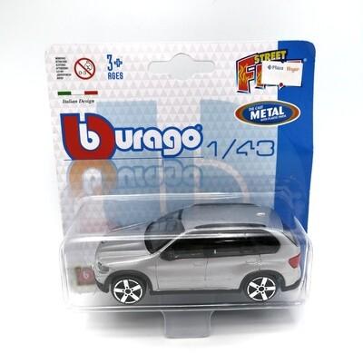 BBURAGO STREET FIRE 1:43 AUTO