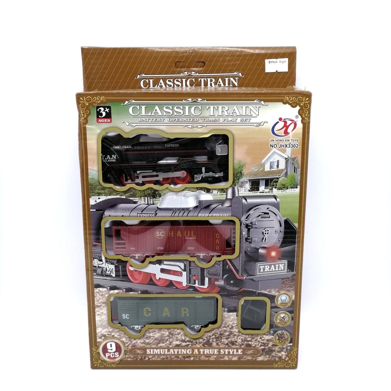 TREN CLASSIC 3302 Y799-B