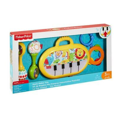 FISHER PRICE INSTRUMENTOS MUSICALES