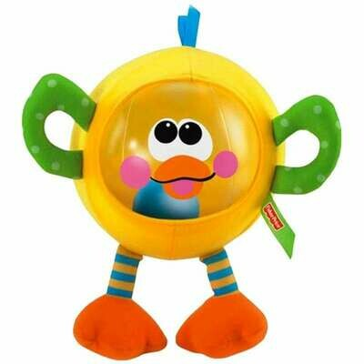 FISHER PRICE SONAJERO PELOTA ANIMAL
