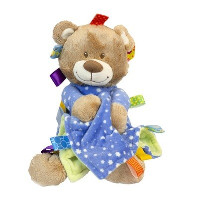 Taggies Starry Night Teddy with Blanket