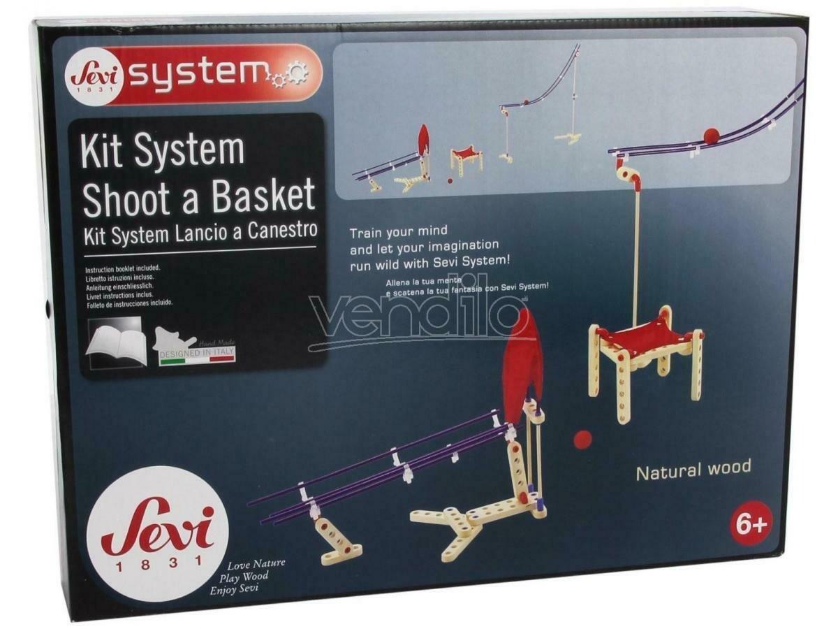 KIT SYSTEM SHOOT A BASKET Y047 SXR 666GMLP.GM-82756