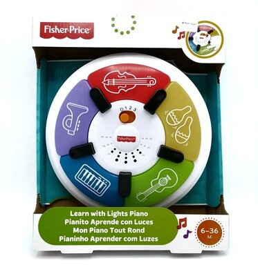 FISHER PRICE PIANITO APRENDE
