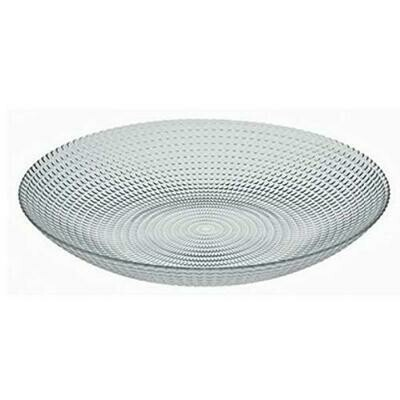 PLATO P/SOPA SET/6PZAS 215MM TRANSPARENTE