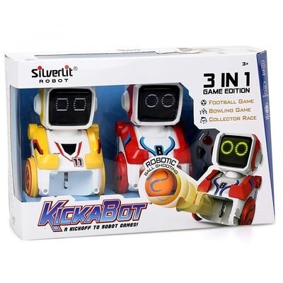 KICKABOT 3EN1 PACK X2 SILVERLIT