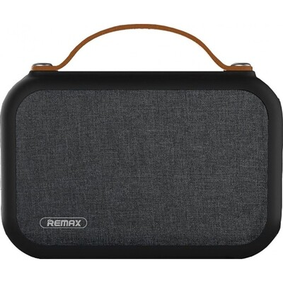 PORTABLE FABRIC REMAX SPEAKER C/BLUETOOTH RB-M17  mix Y589