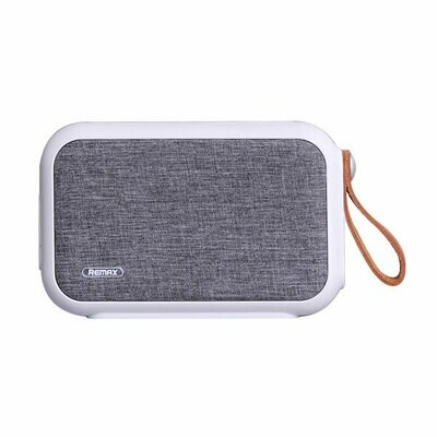 PORTABLE FABRIC REMAX SPEAKER C/BLUE RB-M16  mix Y589