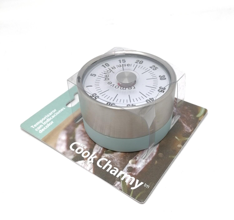 TEMPORIZADOR DE COCINA COOK CHARMY DH0340 Y751