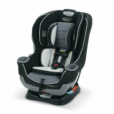 GRACO CARSEAT EXTEND2FIT GOTHAM