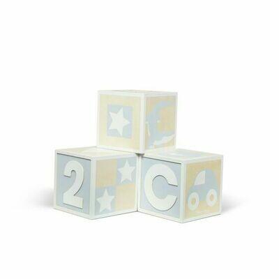30542-ME JUMBO ABC-123 BLOCKS - NATURAL